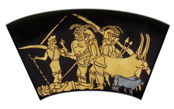 The Shield of Achilles: Ring 3 - Ambush