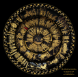 Reconstruction of the Shield of Achilles by Kathleen Vail © All Rights Reserved