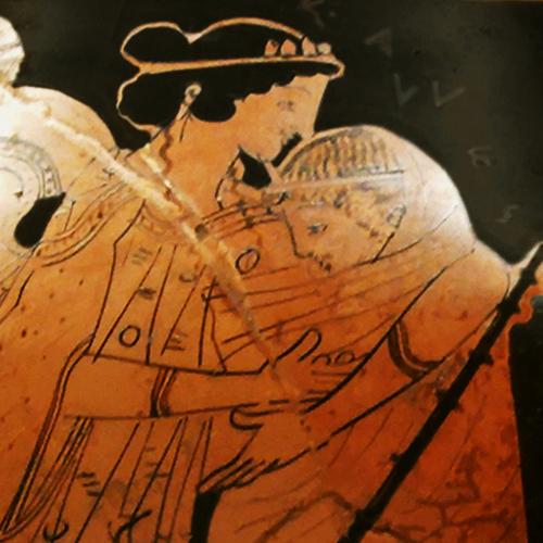 Thetis consoles Achilles red figure pelike 470 BCE from Kamiros Rhodes BM E363 500x500