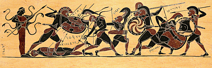 finding heroes in the epic iliad by homer Find out more about the iliad by homer the iliad is an epic poem written by the ancient greek poet homer achilles was one of the heroes of the trojan war.