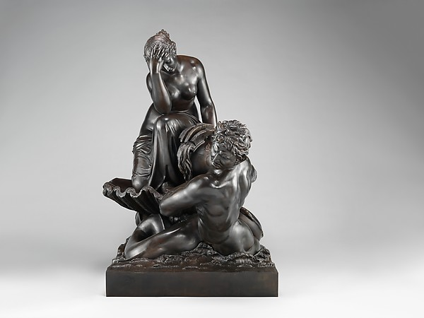 Thetis Transporting Arms for Achilles, ca. 1804–12, by William Theed the Elder. Source: Met Museum of Art